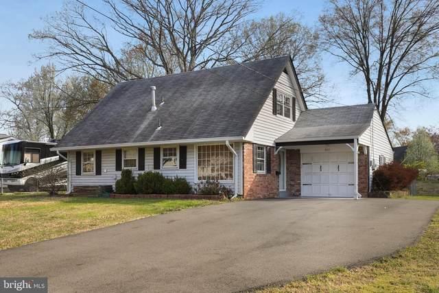 8011 Noel Street, ALEXANDRIA, VA 22309 (#VAFX1184430) :: Crossman & Co. Real Estate