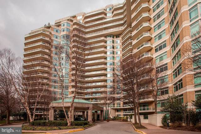 5610 Wisconsin Avenue #1403, CHEVY CHASE, MD 20815 (#MDMC746900) :: Bob Lucido Team of Keller Williams Integrity