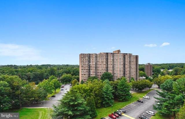 1111 W University Boulevard 1118-A, SILVER SPRING, MD 20902 (#MDMC746904) :: AJ Team Realty