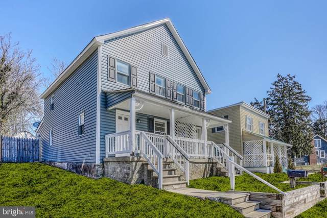 202-H Lincoln Avenue, LUTHERVILLE TIMONIUM, MD 21093 (#MDBC521448) :: The MD Home Team