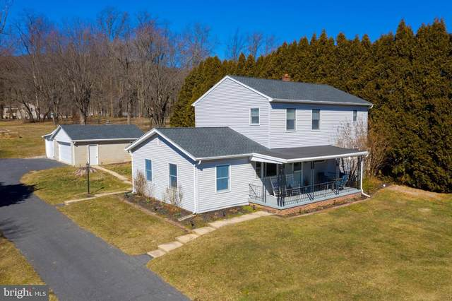 928 S Mountain Road, DILLSBURG, PA 17019 (#PAYK153970) :: TeamPete Realty Services, Inc