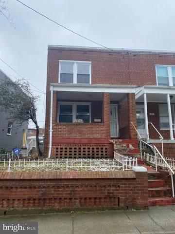 939 Jefferson Street NE, WASHINGTON, DC 20011 (#DCDC510882) :: Scott Kompa Group