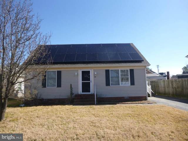 14 Wynfall Avenue, CRISFIELD, MD 21817 (#MDSO104494) :: McClain-Williamson Realty, LLC.