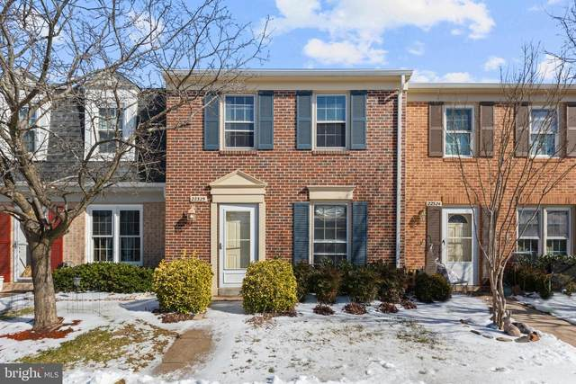 22325 Mayfield Square #28, STERLING, VA 20164 (#VALO432238) :: The Yellow Door Team