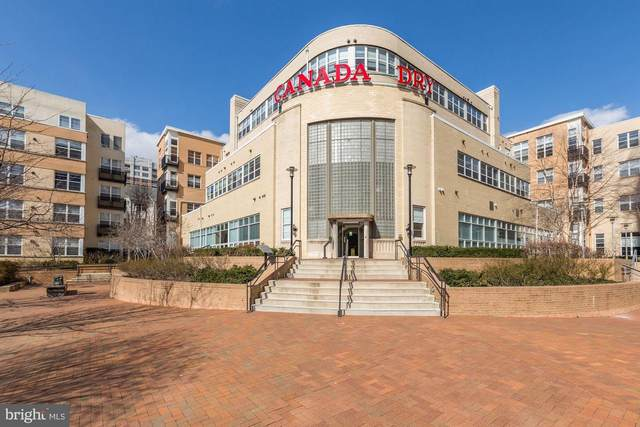 1201 East West Highway #239, SILVER SPRING, MD 20910 (#MDMC746924) :: The Schiff Home Team