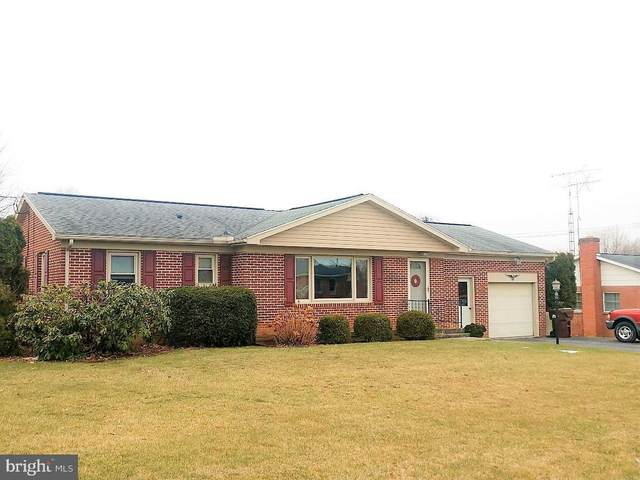 1270 2ND Avenue, CHAMBERSBURG, PA 17202 (#PAFL178368) :: The Joy Daniels Real Estate Group