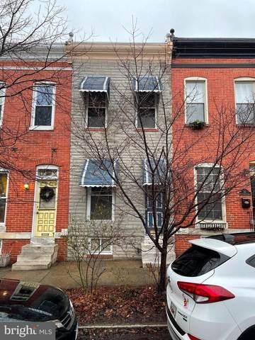 108 N Potomac Street, BALTIMORE, MD 21224 (#MDBA541932) :: AJ Team Realty