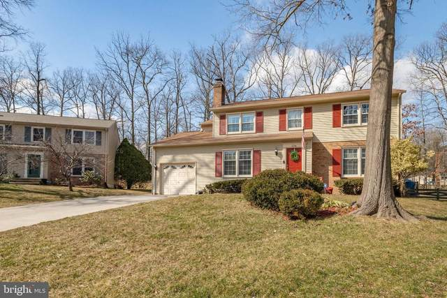 12156 Pineneedle Court, WOODBRIDGE, VA 22192 (#VAPW516302) :: The Schiff Home Team