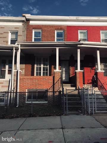 2528 Lauretta Avenue, BALTIMORE, MD 21223 (#MDBA541952) :: Crossman & Co. Real Estate