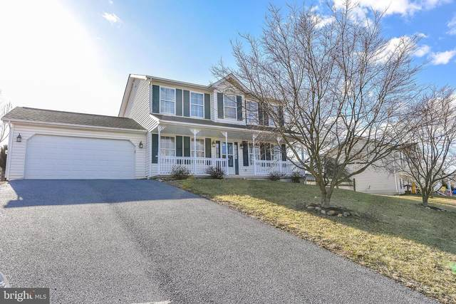 148 Crooked Oak Way, MARTINSBURG, WV 25405 (#WVBE184118) :: The Gold Standard Group
