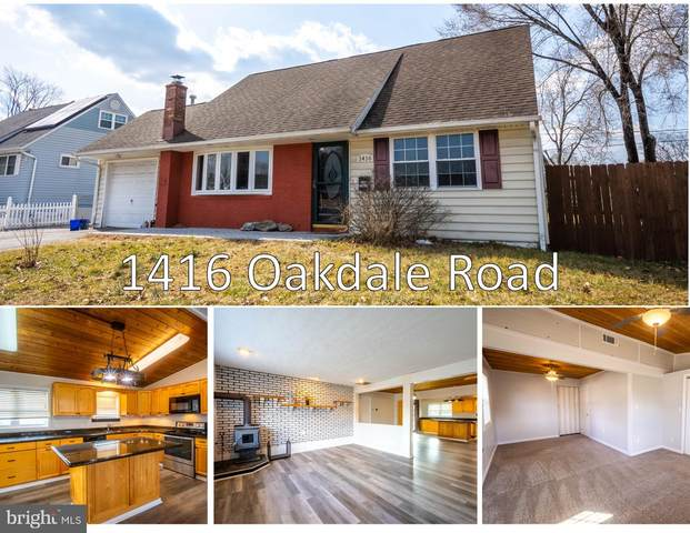 1416 Oakdale Road, GLEN BURNIE, MD 21060 (#MDAA460904) :: EXIT Realty Enterprises