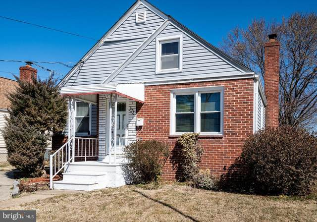 423 Margaret Avenue, BALTIMORE, MD 21221 (#MDBC521478) :: The MD Home Team