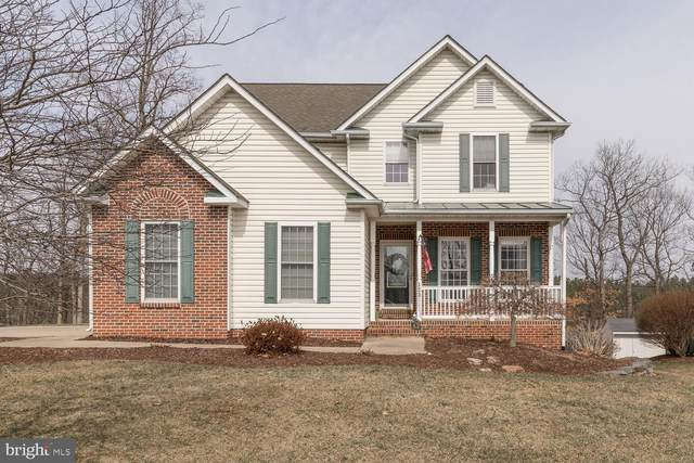 123 Laredo Court, STEPHENS CITY, VA 22655 (#VAFV162518) :: The MD Home Team