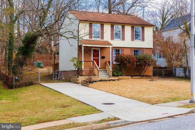 5707 Cross Country Boulevard, BALTIMORE, MD 21209 (#MDBA541970) :: EXIT Realty Enterprises
