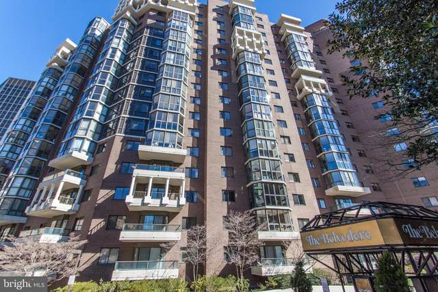 1600 N Oak Street #418, ARLINGTON, VA 22209 (#VAAR177314) :: Debbie Dogrul Associates - Long and Foster Real Estate