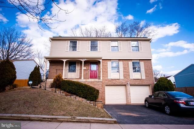 19105 Warrior Brook Drive, GERMANTOWN, MD 20874 (#MDMC746972) :: Crossman & Co. Real Estate
