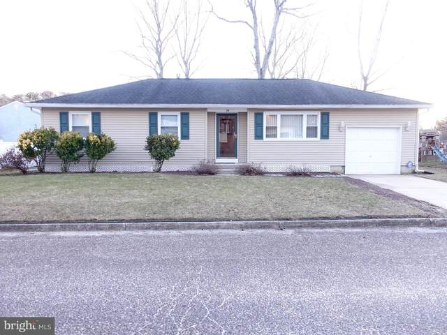 86 Garfield Boulevard, BROWNS MILLS, NJ 08015 (#NJBL392618) :: Keller Williams Real Estate
