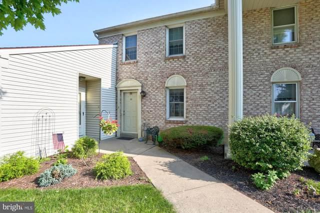 20 Ashlea Village, NEW HOLLAND, PA 17557 (#PALA178246) :: The Joy Daniels Real Estate Group