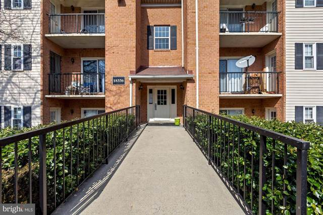 18336 Streamside Drive #203, GAITHERSBURG, MD 20879 (#MDMC746998) :: Sunrise Home Sales Team of Mackintosh Inc Realtors