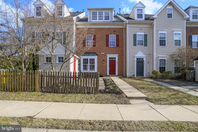 8739 Spring Brook Way, ODENTON, MD 21113 (#MDAA460928) :: EXIT Realty Enterprises