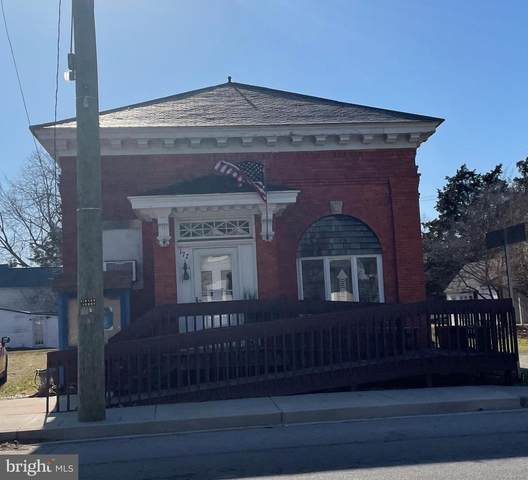 172 Main Street, PRESTON, MD 21655 (#MDCM125186) :: McClain-Williamson Realty, LLC.