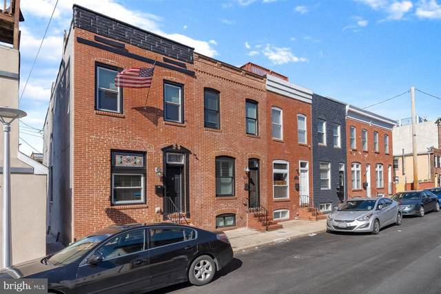 822 S Decker Avenue, BALTIMORE, MD 21224 (#MDBA541988) :: EXIT Realty Enterprises