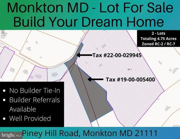 Piney Hill Road, MONKTON, MD 21111 (#MDBC521496) :: Betsher and Associates Realtors