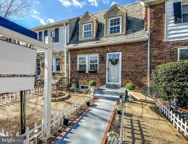 2120 N Brandywine Street, ARLINGTON, VA 22207 (#VAAR177330) :: Coleman & Associates