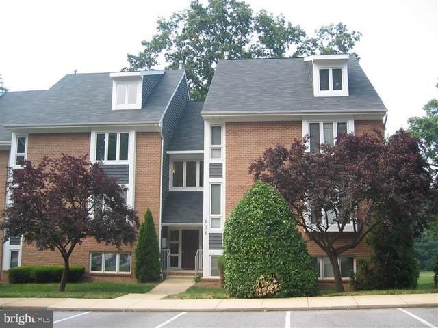 636 Oakland Hills Drive 3A, ARNOLD, MD 21012 (#MDAA460950) :: Coleman & Associates