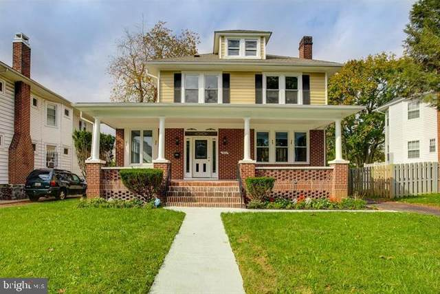 3410 Copley Road, BALTIMORE, MD 21215 (#MDBA542008) :: Advance Realty Bel Air, Inc