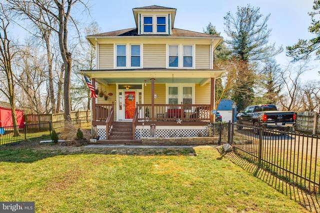 4001 Old Columbia Pike, ELLICOTT CITY, MD 21043 (#MDHW291230) :: Colgan Real Estate