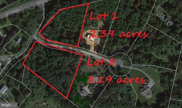 LOT 1 and 8 Eagle, HELLERTOWN, PA 18055 (#PANH107802) :: The Mike Coleman Team