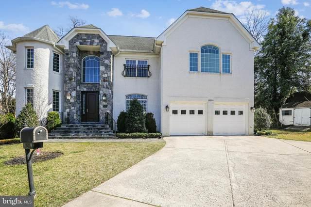 10201 Woodmoor Circle, SILVER SPRING, MD 20901 (#MDMC747056) :: Berkshire Hathaway HomeServices McNelis Group Properties