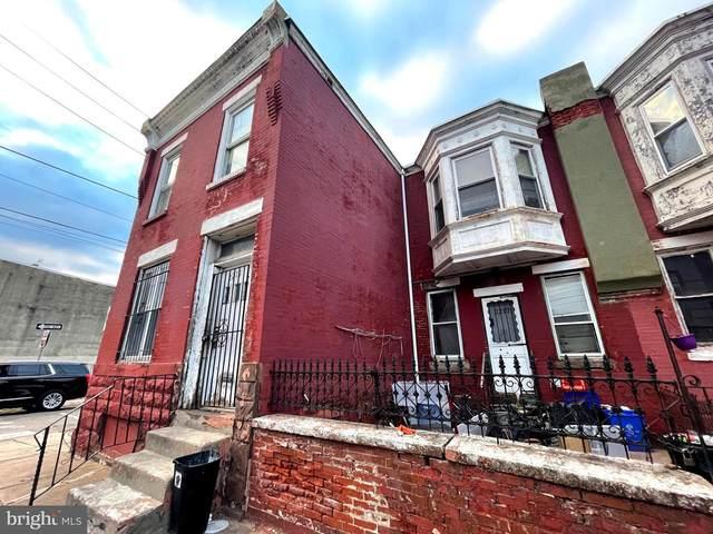 2219 W Norris Street, PHILADELPHIA, PA 19121 (MLS #PAPH993422) :: Kiliszek Real Estate Experts