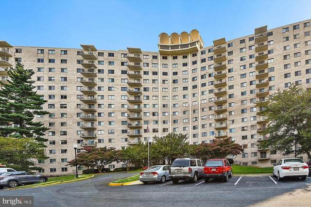 1121 W University Boulevard #415, SILVER SPRING, MD 20902 (#MDMC747066) :: The Vashist Group