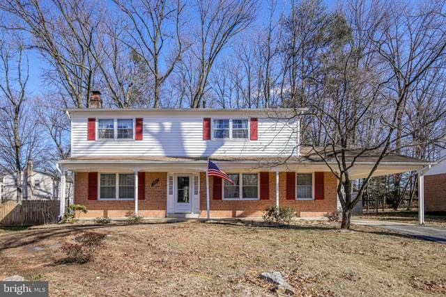 6903 Huntsman Boulevard, SPRINGFIELD, VA 22153 (#VAFX1184640) :: Network Realty Group