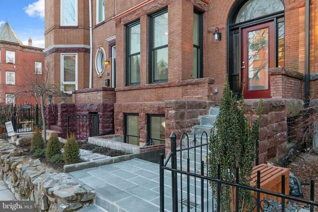 2102 1ST Street NW #3, WASHINGTON, DC 20001 (#DCDC511022) :: Network Realty Group