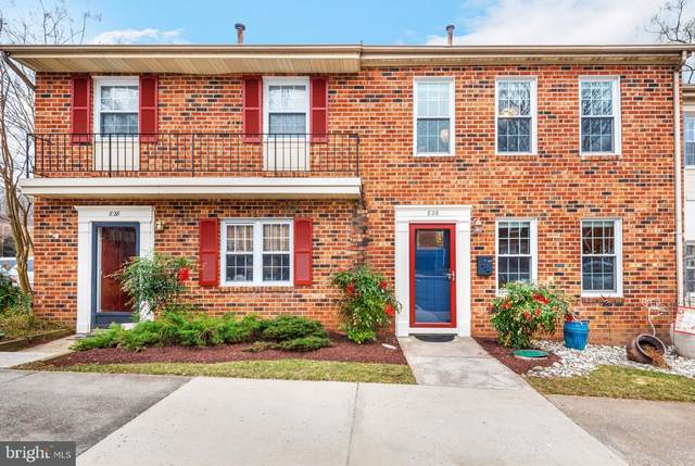 826 College Parkway #9, ROCKVILLE, MD 20850 (#MDMC747082) :: Gail Nyman Group