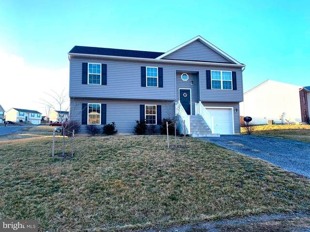 150 Eisenhower Cir, INWOOD, WV 25428 (#WVBE184134) :: Network Realty Group