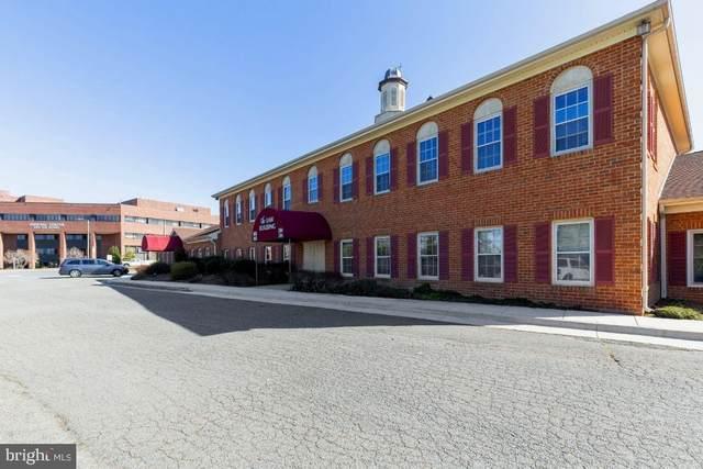 9315 Center Street #203, MANASSAS, VA 20110 (#VAMN141486) :: Arlington Realty, Inc.