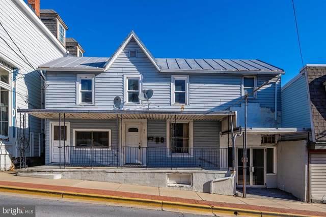 9 W Potomac Street, BRUNSWICK, MD 21716 (#MDFR278668) :: Keller Williams Realty Centre