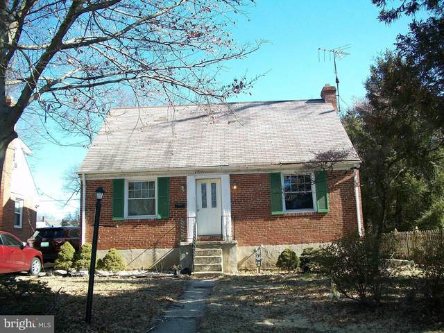 6703 Carol Road, BALTIMORE, MD 21207 (#MDBC521552) :: The MD Home Team