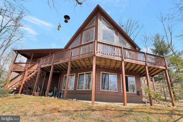 16 Chestnut Trail Road, FRONT ROYAL, VA 22630 (#VAWR142862) :: Corner House Realty