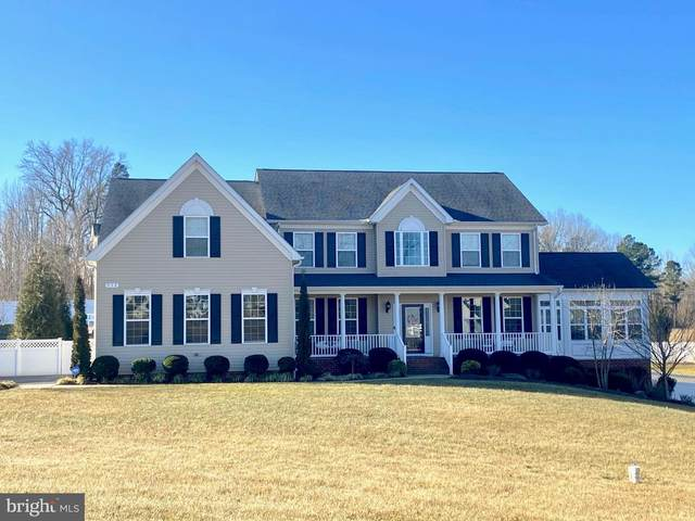 930 Falls Pointe Way, HUNTINGTOWN, MD 20639 (#MDCA181476) :: Bob Lucido Team of Keller Williams Integrity