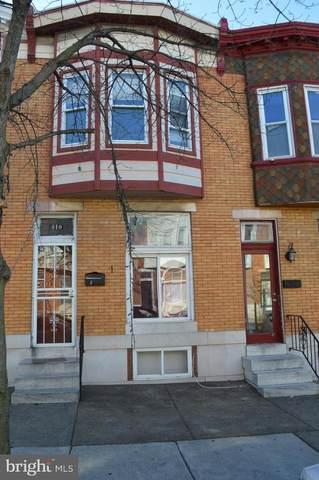 410 S Newkirk Street, BALTIMORE, MD 21224 (#MDBA542076) :: The Riffle Group of Keller Williams Select Realtors
