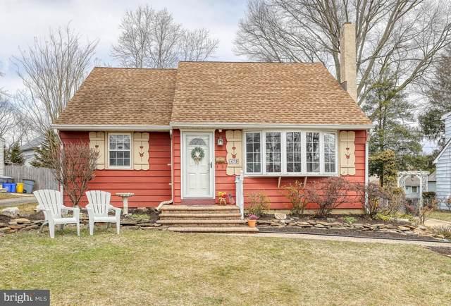 479 Thomas Avenue, BARRINGTON, NJ 08007 (#NJCD414556) :: Shamrock Realty Group, Inc