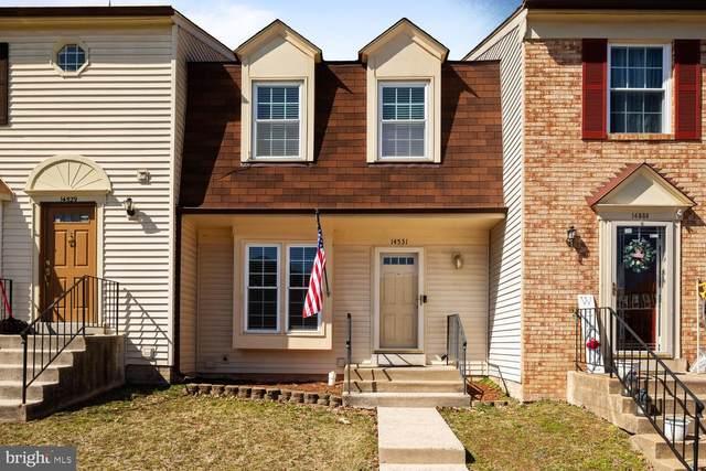14531 Four Chimney Drive, CENTREVILLE, VA 20120 (#VAFX1184720) :: RE/MAX Cornerstone Realty