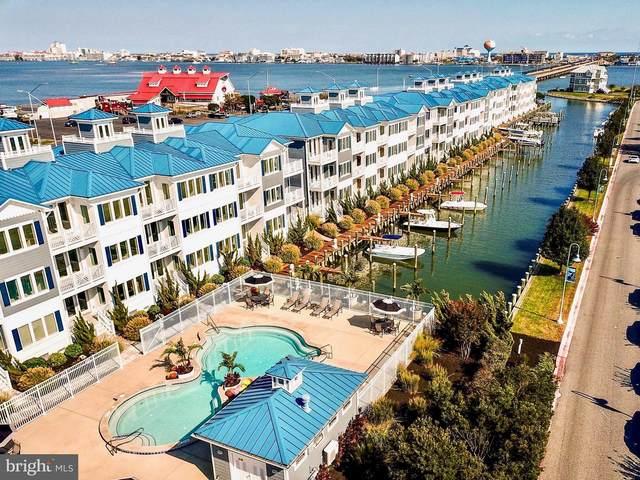 13000 Marina View Lane #20, OCEAN CITY, MD 21842 (#MDWO120662) :: CoastLine Realty