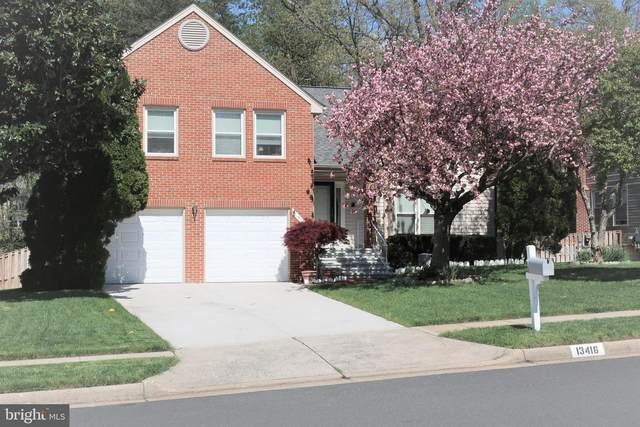 13416 Cavalier Woods Drive, CLIFTON, VA 20124 (#VAFX1184766) :: Bic DeCaro & Associates