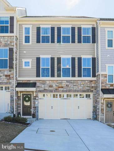 713 Shady Creek Court, BEL AIR, MD 21015 (#MDHR257264) :: Bob Lucido Team of Keller Williams Integrity